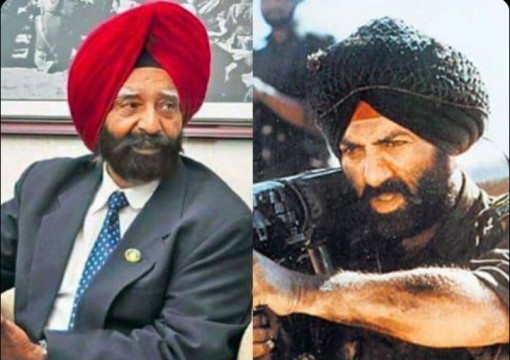 Sunny Deol Movie Border inspired by War Hero Kuldeep Singh died at the Age of 78