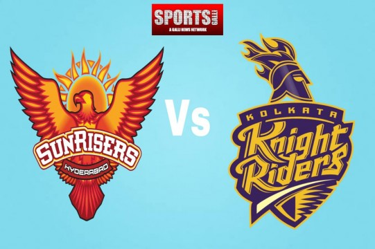 Super Over se hoga Faisla IPL Match 35th Sunrisers Hyderabad Vs Kolkata Knight Riders