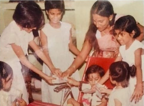 Sushant Singh Rajputs sister shares a collage of her rakhi day pictures and it will surely melt your heart