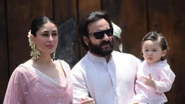 Saif Ali Khan And Kareena Kapoor Khan Ki 6th Wedding Anniversary