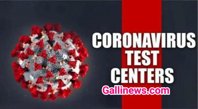 TEST CENTRES ACROSS THE COUNTRY