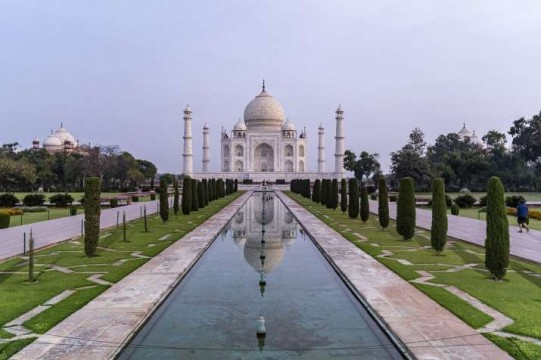 Taj Mahal sahit Desh ke sabhi Monuments Reopen for Public from 6 July says Tourism Minister Prahlad Singh Patel