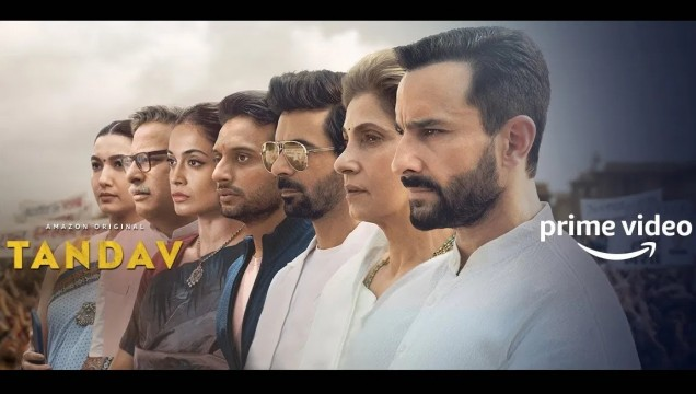 Tandav Series par Amazon Prime Video ne maangi Maafi