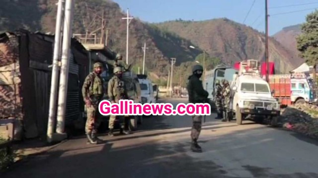 Terrorist Attack again in Pulwama 4 Army ke jawan including Major Shaheed hue at Jammu Kashmir