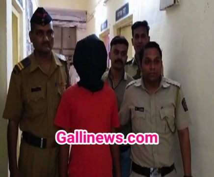 Ticket mangne par TC ko maarne wale Musafir arrested by Railway police at Dombivali