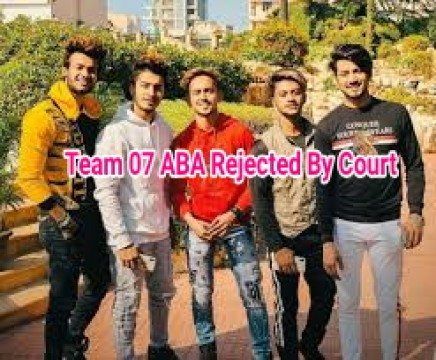 Tiktok 07 Supporters ke liye Bad News  ABA Rejected By Session Court