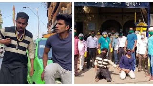 Tiktok Video Dongri  Lockdown mai Banane par 2 Log hue arrest