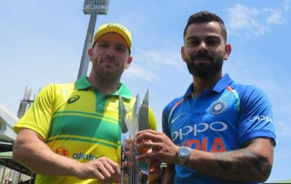 Tomorrow India Vs Australia ODI Match