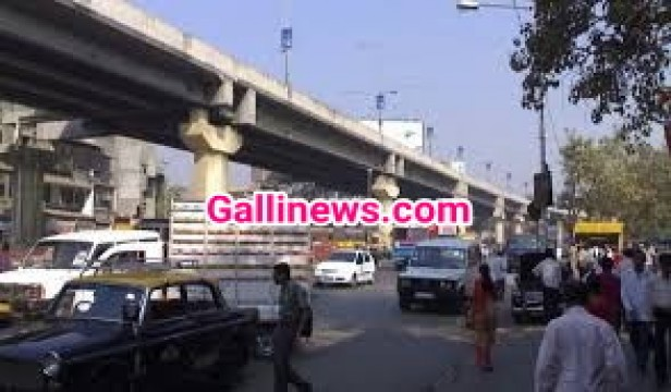 Traffic Alert Due to Repair Work of Sion Junction Flyover