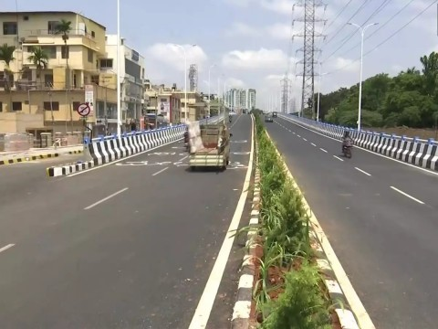 Veer Savarkar Flyover at Goregaon West will be temporarily closed on 6th March 11 30PM se 7th March 5 30 AM