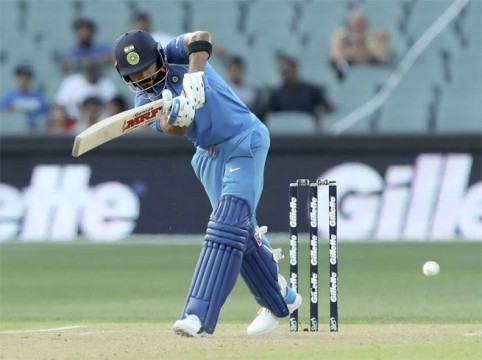 India beat Australia by 6 wickets