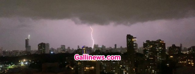 Weather Warning In Mumbai issued By IMD