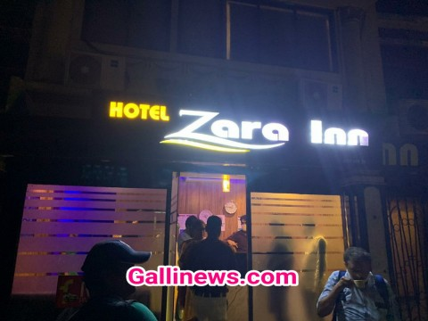 Web Series 3 Actress found in Prostitution Racket Busted by SS Branch Hotel Zara Inn Versova 2 pimp arrested