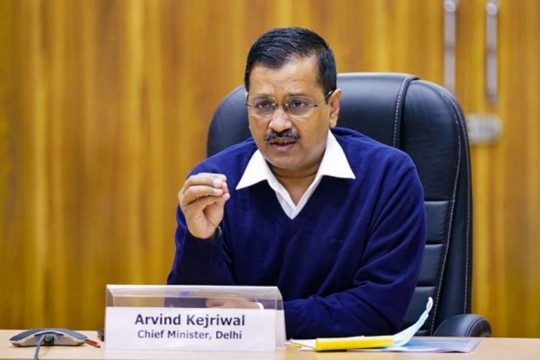 Weekend Curfew Delhi main bhi anounce kiya CM Kejriwal ne from 10 pm on Friday 16 April to 5 am on Monday 19 April