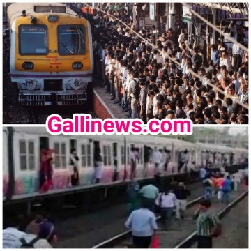 Western Local Tain ka Goregaon ke pass signal fail hone se local train service hui thi disrupted Now situation normal