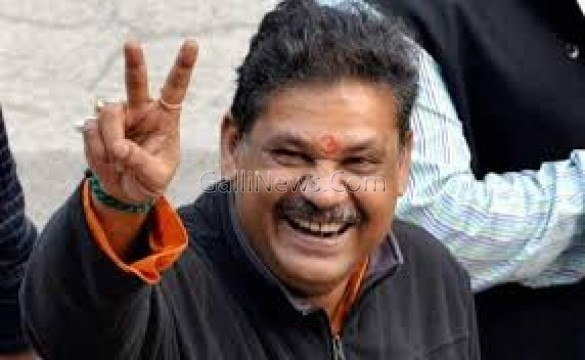 BJP MP Kirti Azad karenge Congress main Parvesh Report