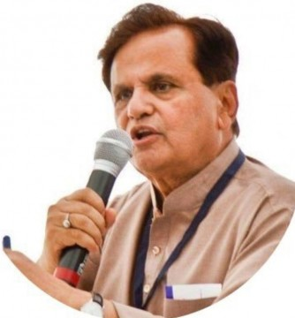 Congress leader Ahmed Patel tested Positive