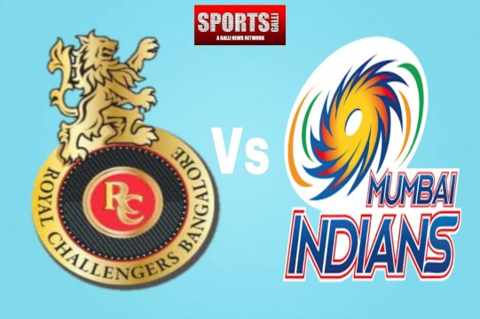 IPL Match 48th Mumbai Indians Beat Royal Challengers Bangalore