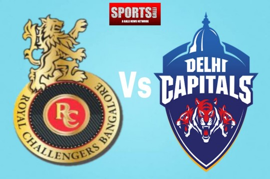 IPL Match 55th Delhi Capitals Beat Royale Challengers Bangalore