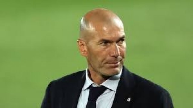 Zinedine Zidane Coach Real Madrid Has Tested Positive for Covid19