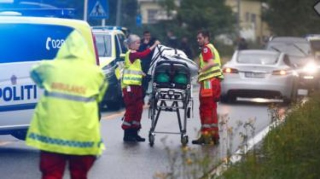 Masjid Mai Open Firing in Norway One Injured on Saturday