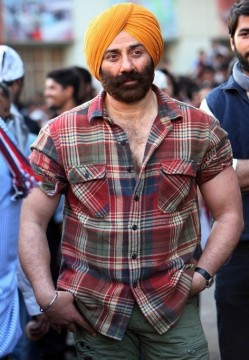 Happy Birthday Bollywood Actor, Director and Producer Sunny Deol
