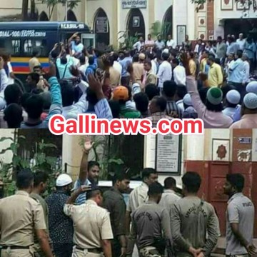 MIM Maharashtra President Syed Moin attempt to murder case me hue giraftar