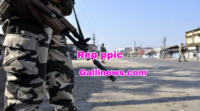 Mumbai ke 5 Zones mai Paramilitary Forces Deployed