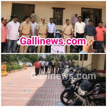 Mumbai ka Sab se Bada Bike Chor Jis Par 39 Bike Chori ka Case Arrested by  Thane Kasarwadi Police