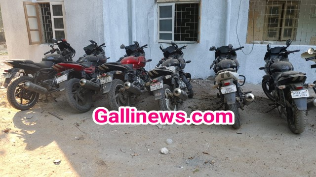 6 Chori ki Pulsar bike Recovered by DN Nagar Police