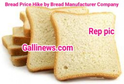 Bread Price Hike by Bread Manufacturer Company