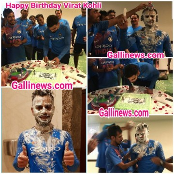 Happy Birthday Captain Virat Kohli