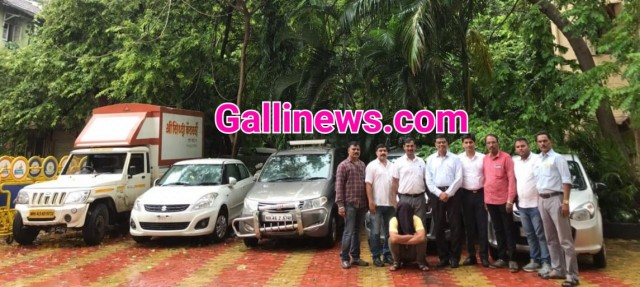 Property Cell Seized 5 Motor Vehicles Worth Rs 14 lakh 50 Thousand