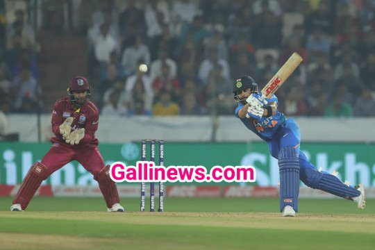 India Win against West Indies by 6 wicket in First T20 series