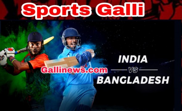 India Vs Bangladesh T20 Cricket series ki First Match Bangladesh Won by 7 Wickets at Delhi