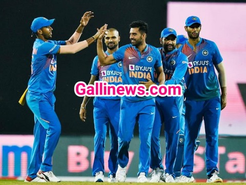 India Win T20 Cricket Series by 2 - 1 against Bangladesh at Nagpur
