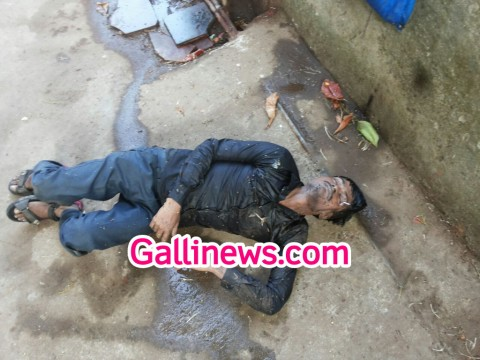 Unknown  male deadbody found at Mankhurd tromby