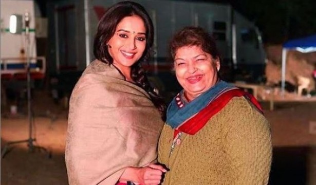 Madhuri Dixit posts special note on guru SarojKhans birthday I will always be proud of the legacy you have created
