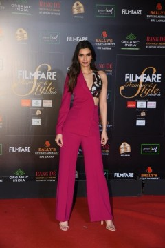 This look is sure a winner DianaPenty at the Filmfare Glamour AndStyle Awards