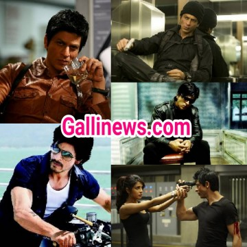 Shah Rukh Khan Ki Action Thriller Movie Don Completed 12 Years