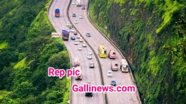 Mumbai Pune Expressway 9 October dopehar 12 se 2 rahega Close