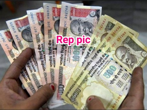 Rs 36  5 crore demonitization banned notes seized by NIA National Investigation Agency arrested 9