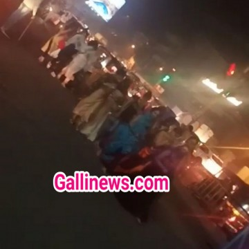 Bar Girls Paraded on Dahisar Road Kashimira Police  Video Viral