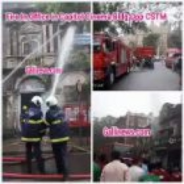 Fire In Office in  Capitol Cinema buliding opp Cstm  station