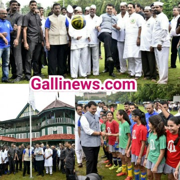 Football Fever In Maharashtra