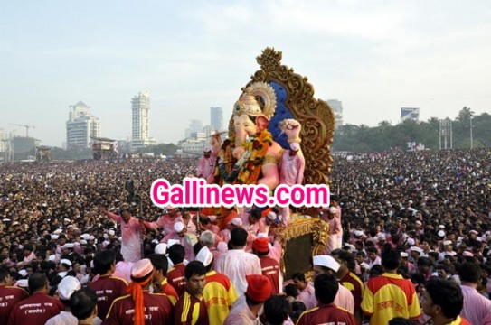 No DJs and Loudspeaker In Ganesh Visarjan and Navratri Festivals  Bombay High Court