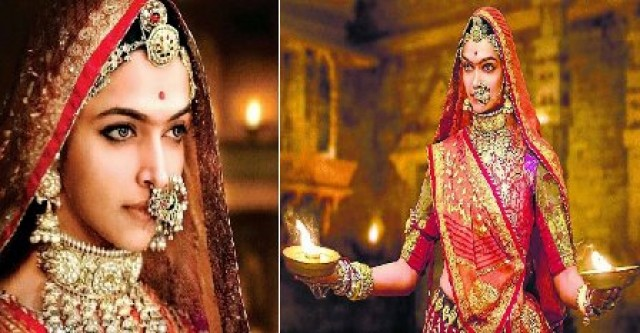 Padmavati to unveil Ghoomar Today