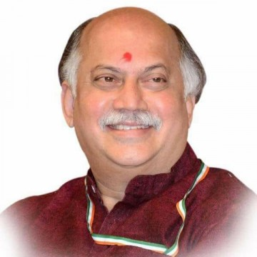 Gurudas Kamat 63 former Union Minister has expired today morning in Delhi