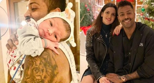 Bete Agastya Ke Liye Hardin Pandya and Wife Natasha's Giving A Quality Time