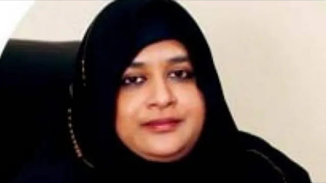 Heera Gold Nowhera Shaikh Banglore Court Granted 14 Days Police Custody till